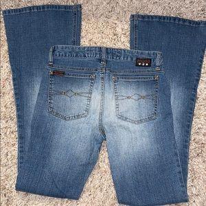 Original mudd flare jeans
